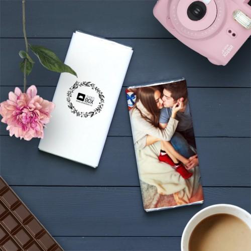 Плитка шоколада 100 грамм  с фото
